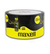 Maxell CD-R 52x 700MB Shrink 50